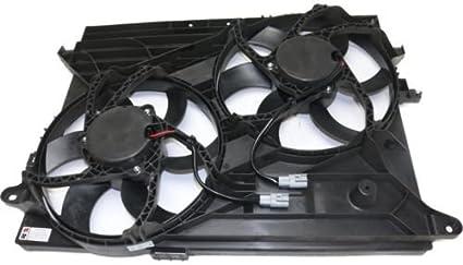 Make de auto partes fabricación – doble ventilador montaje doble ventilador montaje 2,4 L4/3.5/3.6 V6 – gm3115218: Amazon.es: Coche y moto