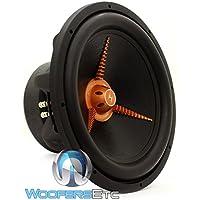 Precision Power PC.15 15 900W RMS Dual 2-Ohm Power Class Series Subwoofer (Orange)