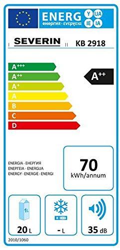 Severin KB 2922 Nevera Eléctrica Portátil con Función de ...