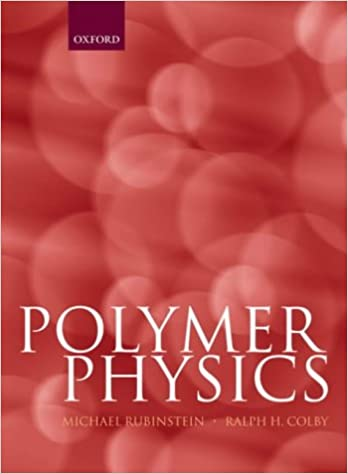 RUBINSTEIN COLBY POLYMER PHYSICS EBOOK DOWNLOAD