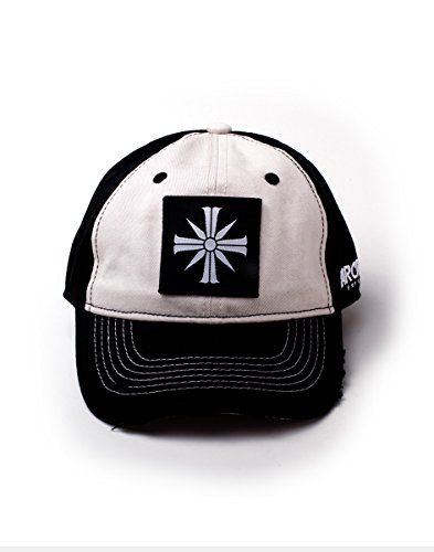 BA112505FAR Cry White Far Black única de Logo Patch Adulto Gorra 5 Bioworld Bill Curved Béisbol Emblem Talla Negro Unisex Cap Black qvCx5