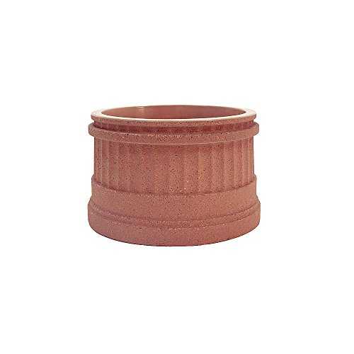 Wausau Tile – TF4230W22 – Planter, Round, 36in.Lx36in.Wx24in.H