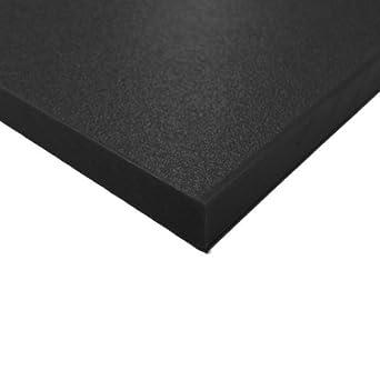 Amazon Com Hdpe Sanatec Plastic Cutting Board Black