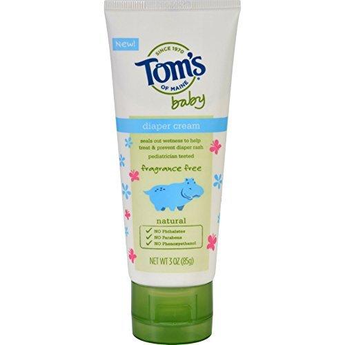 Toms Bby Sunscreen Frgnce Size 3.0oz Tom'S Baby Sun Screen Fragrance Free 3.0 Oz