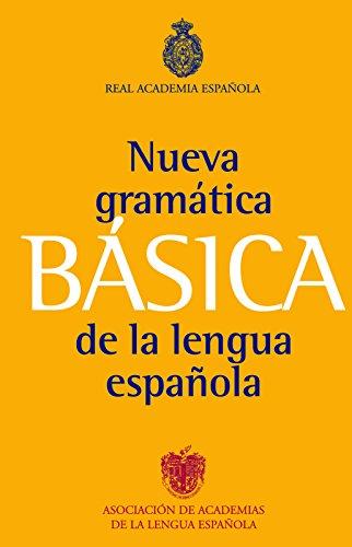 Nueva Gramatica Basica de la lengua Española  (Spanish Edition)