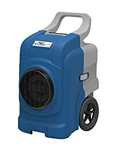 AlorAir Storm Elite Commercial Dehumidifier, 270 PPD High Performance, cETL listed, 5 Years Warranty, Industrial dehumidifier with a condensate pump, cover 3,000 sq. Ft, for Disaster Restoration, Mold