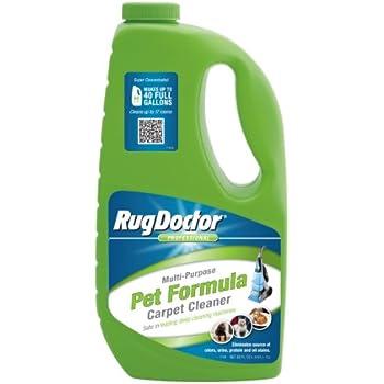 Amazon Com Rug Doctor Pet Formula Pro Carpet Detergent