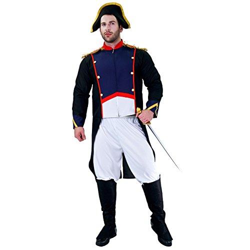 flatwhite Men's King Napoleon Costume
