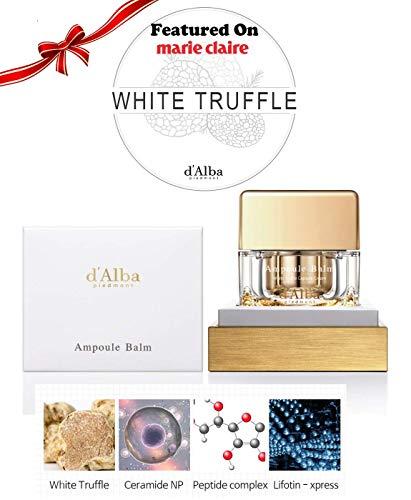 Korean Cosmetics d' Alba Piedmont White Truffle Anti-Aging Rejuvenation Cream All Natural Ingredients (White Truffle Anti-aging)