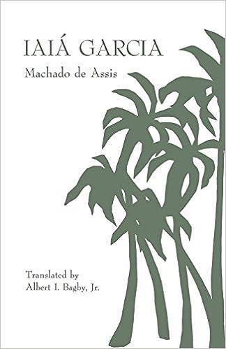 Iaiá Garcia (Studies In Romance Languages)