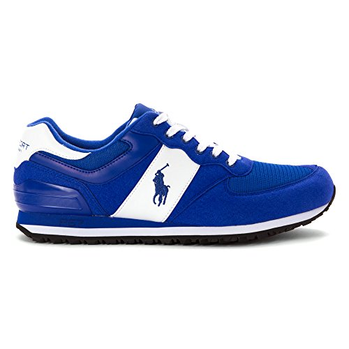 chaussures Polo Ralph Lauren Slaton Pony Hommes Chaussures Taille 10 ... 6f341cd771c