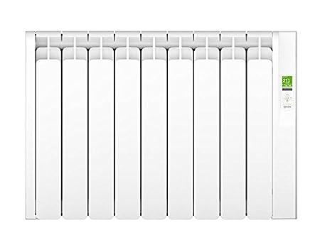 Rointe KRN0990RAD2 - Radiador eléctrico bajo consumo (RAL 9010, 990 W, 240 V) color blanco: Amazon.es: Bricolaje y herramientas