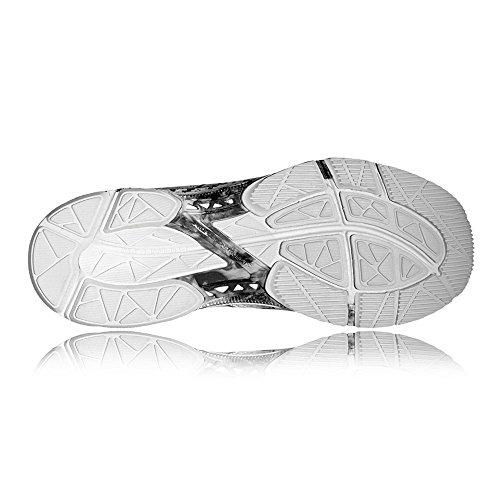 Chaussures Running Asics Blanc Femme Entrainement de 11 Noosa Blanc Tri Gel awaPx1qS