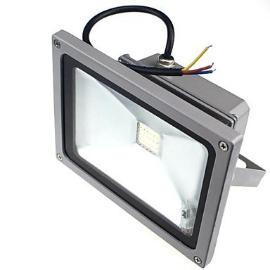 zhou you ZHISHUNJIA 20W 1-LED 1800LM RGB Light LED Project Light with Remote Controller(AC 85~265V)