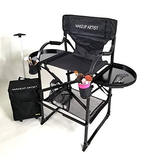 PRESALE----65TTR TUSCANY Pro Makeup Chair-UNIQUE DESIGN---A BONUS MAKEUP CART IS ALSO INCLUDED.----29