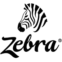 Zebra 05100GS11007 5100 Resin Black Ribbon - Direct Thermal, Thermal Transfer - Black - 12 Pack