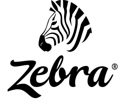 Zebra Technologies 10008521 Z-Ultimate 4000T High Tack Polyester Label, Thermal Transfer, Perforated, 2