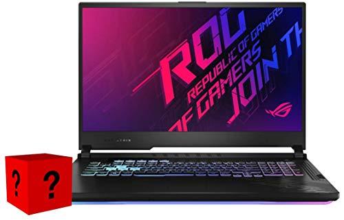 "XPC ROG Strix G17 Gamer Notebook Computer 17.3"" 144Hz IPS Type FHD Intel Core i7 10th Gen 10750H GeForce RTX 2070 64 GB DDR4 Memory 512GB NVMe SSD Windows 10 R GB KB Gaming Laptop PC"