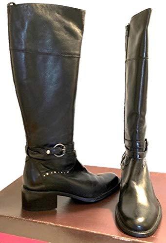 Stivali in Nalini Minelli Nera 37 Pelle Marcos Numero 5qtvnUxqR