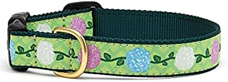 product image for Up Country Multicolored Hydrangea Dog Collar by