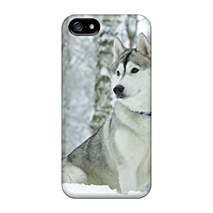 Fashionable Style Cases Covers Skin For Iphone 5/5s- Husky