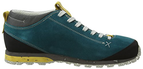 Chaussures Outdoor Multicolore Multisport AKU 257 Ochre Petrol Mixte Suede Adulte Bellamont qwIx76xE