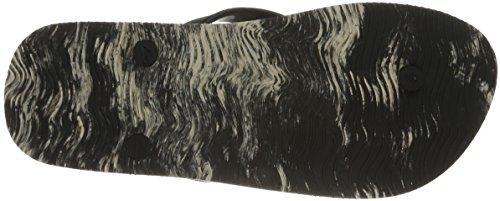 Reef Men's Sandal Black Prints Marble Switchfoot rBwqAxr
