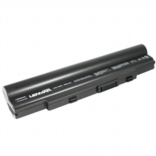Lenmar LBZ383AS Lithium-Ion Battery for Select Asus Laptops Black