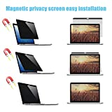 VIYOYA Magnetic Privacy Screen Protector, Easy