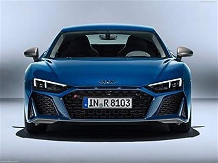 Amazon Com Audi R8 Coupe 2019 Poster 18 X 24 Audi R8 Coupe 2019