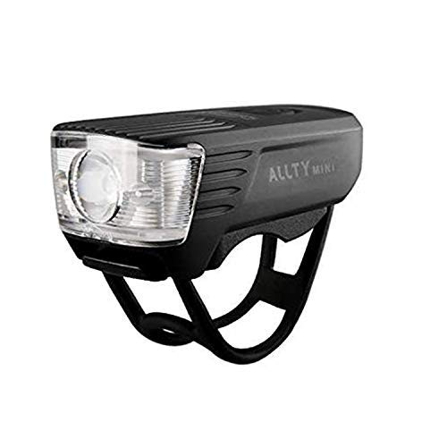 Magicshine 2019 Allty Mini USB Rechargeable Bicycle Light, XP-G2 300 Lumen max Output Bike Headlight, All in one Design led Front Light Ideal for commuters and Urban Riders, Mini Flash Light