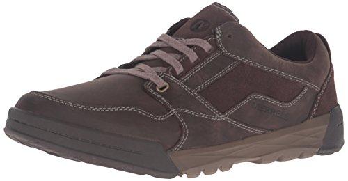 Merrell Men's BERNER Lace Shoe, Espresso, 10 M US (Merrell Mens Casual Shoes)