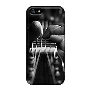 AnnetteL Snap On Hard Case Cover Classic Guitar Protector For Iphone 5/5s wangjiang maoyi