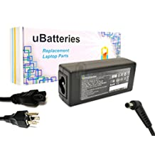 UBatteries AC Adapter Charger Toshiba Satellite P205-S6337 - 45W, 19V