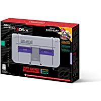 Nintendo New 3DS XL - Super NES Edition + Super Mario...
