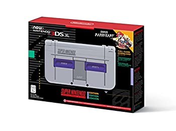 New 3DS XL - Super NES Edition