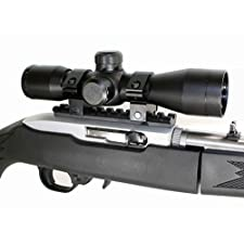 simmons 511039. 4x32 mil-dot compact rifle scope \u0026 ruger 1022 10-22 10/22 simmons 511039 a