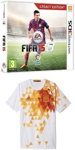 FIFA 15 + 2ª Equipación Federación Española de Fútbol Euro 2016 ...