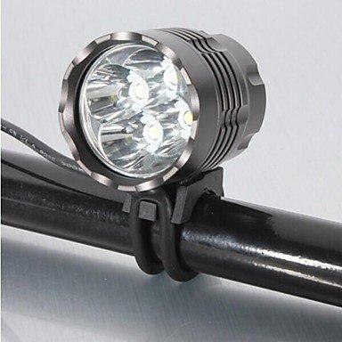 ZQ ls132 Cree führte xml XM-L T6 4-geführte 3-Modus Fahrrad Fahrradscheinwerfer Scheinwerfersatz