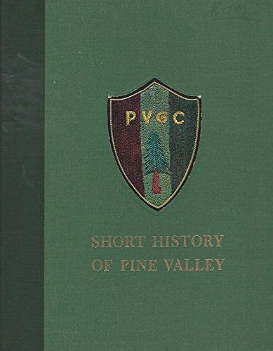 Short History of Pine Valley (Arthur Pine)