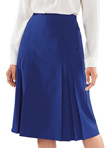 - AmeriMark Tucks & Pleats Skirt