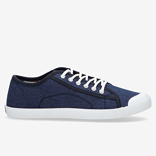 Zapatillas Lona Marina Up Bico (Talla: 39)