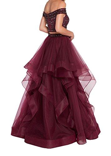 Promkleider 2018 Abendkleider Schwarz Prinzess Neu Damen Damen Kleider Quincenera Pailletten Hochwertig Charmant Ballkleider Linie A S1Ywp