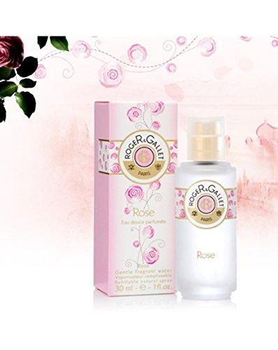 Gallet Bouquet - Roger & Gallet Rose 1.0 Oz Gentle Fragrant Water Spray