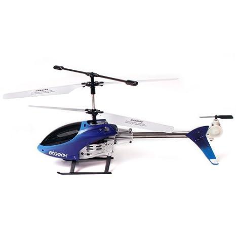 Amazoncom Steerix Ozone Elite Rc Heli Toys Games