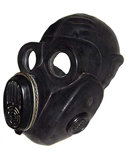 (Russian military PBF Officers black gas mask HQ (Large L))