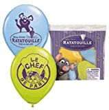 Disney Ratatouille Latex Balloons