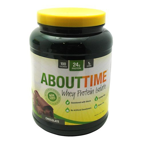 - SDC Nutrition About Time - Chocolate - 2 lbs (908g)