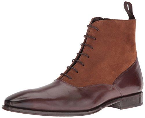 Mezlan Men's 16418 Chelsea Boot - Brown/Cognac - 9 F(M) UK