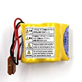 (3-Pack) BR-2/3AGCT4A 6V 4400mAh Replacement